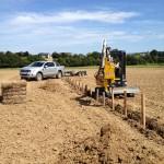 Agroforesterie Fascine enfonce-pieux